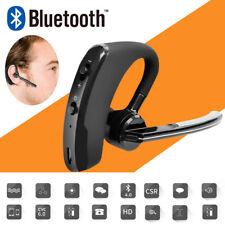 Wireless Bluetooth 4.0 HandFree Car Headset Music Headphone Voice Earpiece UK