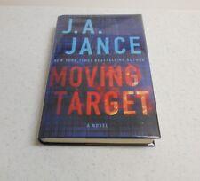 Moving Target by J.A. Jance, SIGNED, 1st Edition, HC / DJ, 2014
