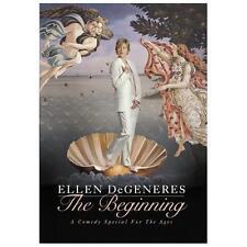Ellen DeGeneres: The Beginning (DVD, 2013)