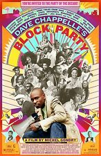 Dave Chapelle's Block Party movie poster  - 11 x 17 inches - Kanye West