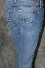 NEW WOMEN SEVEN 7 FOR ALL MANKIND     BOOTCUT  HRLT  JEANS * 27