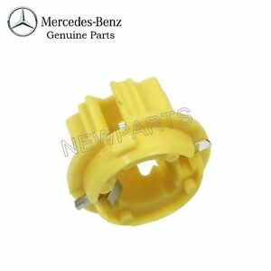 For Mercedes Benz S320 S420 S500 Genuine Turn Signal Light Bulb Socket-Yellow