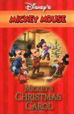 Mickeys Christmas Carol (Disneys Mickey Mouse)