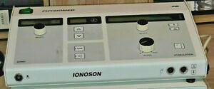 PHYSIOMED Ionoson  inkl. Zubehör TOP Profi Elektrotherapiegerät