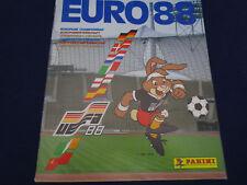 Panini EM EC 1988 Euro 88, Leeralbum/empty album, Spanish/spanische version,good