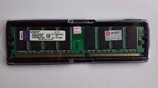 Kingston KVR400X64C3A/512 DDR 512Mb PC-3200 RAM memoria DRAM