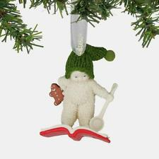 Snowbabies 'Holiday Baking' 2016 Dated Christmas Ornament Department 56 4051910