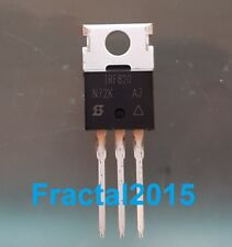 1 pcs IRF820PBF irf820 Transistor N-MOSFET unipolaire TO220AB