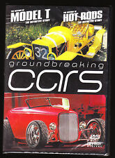 THE HISTORY OF MODEL T / HOT RODS - GROUNDBREAKING CARS -  R2 PAL DVD - SEALED