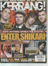 KERRANG MAGAZINE  ISSUE NO 1276  AUGUST 29 2009  NIRVANA     LS