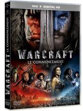 DVD *** WARCRAFT : LE COMMENCEMENT *** de Duncan Jones  ( neuf sous blister )