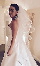 Maggie Sottero Beautiful Sample Wedding Gown Size 8, absolutely stunning