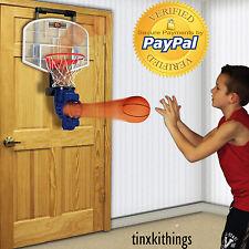 Indoor Basket Ball Hoop Board Mini Rim Sport Door Game Toy Shoot Back Kids Fun