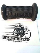 Triumph Kickstart Rubber Scripted Open End OEM #57-2330