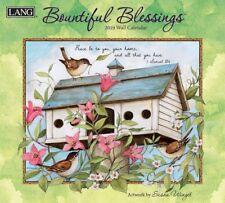 2019 Lang Bountiful Blessings Wall Calendar by Susan Winget NEW