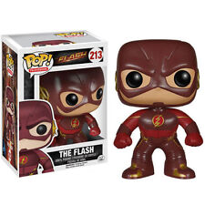 "Caja Dañada-Dc Comics The Flash 3.75 ""Figura de Vinilo Pop Televisión Funko 213"