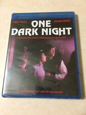 One Dark Night Blu-ray Horror