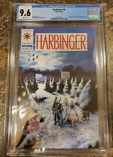 Valiant Harbinger #4 CGC 9.6 Not 9.8