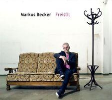 MARKUS BECKER - FREISTIL   CD NEU+