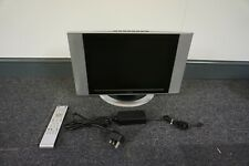 "UMC 12 VOLT  15"" INCH LCD TV & PC MONITOR + REMOTE ,  UMC-S15/3NG, STEREO SOUND"