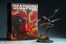 Sideshow Marvel Deadpool Heat-Seeker Premium Format Figure Statue Exclusive
