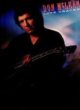 Don McLean   Love Tracks PVG OOP NOS
