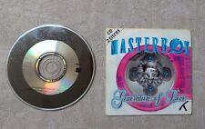 "CD AUDIO MUSIQUE / MASTERBOY ""GENERATION OF LOVE"" 2T CDS 1995 CARDBOARD SLEEVE"