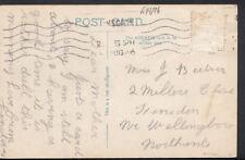 Genealogy Postcard - Beets?? - 2 Millers Close, Finedon, Nr Wellingboro  RF696