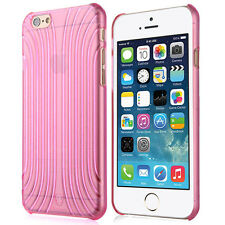 Baseus Premium Hard-Shell Case Slim Cover Schutzhülle Apple iPhone 6 & 6S pink