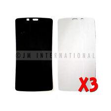 3X LG Stylus 2 G Stylo 2 LS775 K540 LCD Pre-Cut Tape Adhesive Sticker Only USA