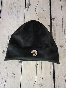 mountain hardwear windstopper Hat Black Fur Logo O/S