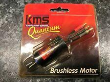 KMS QUANTUM 130/15 BRUSHLESS INRUNNER ELECTRIC MOTOR