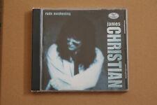 James Christian - Rude Awakening CD 1999 Frontiers Release FR CD 029