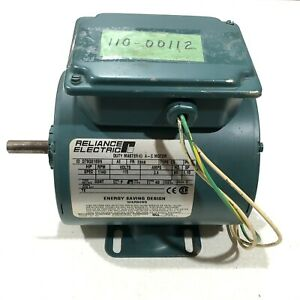 NEW RELIANCE ELECTRIC ULTRABLEND PAINT MIXER REPLACEMENT MOTOR 110-00112