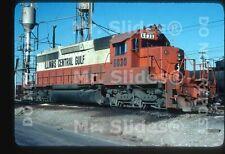 Original Slide ICG Illinois Central Gulf SD40-2 6030 E. St. Louis IL 1977
