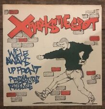 Smorgasbord Records - X Marks The Spot Vinyl Record LP Punk Made In Canada