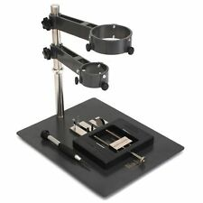 Soldering Fixtures Holder Desoldeing Station Hot Air Gun Heat SMD Rework Stand