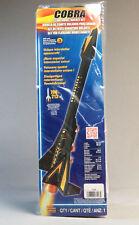 ESTES COBRA MODEL ROCKET space rocketry skill level nasa 3 EST7228 NEW