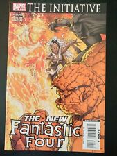 FANTASTIC FOUR #544 (The Initiative) (2007 MARVEL Comics) VF/NM Book