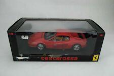 1:18 Mattel Elite #J29270510 FERRARI TESTAROSSA red -Limited Edition-RARITÄT