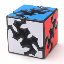 Z cube 2X2X2 Gear Twist Puzzle Speed Intelligence Magic Cube Toys Cloth stickers