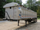 Trailstar 35' Hyd End Dump  Frameless Aluminum Tri Tag Drop Axle Trailer bidadoo