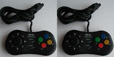 Neo Geo CD Controller Pad Set NEO-GEO CD SNK AES