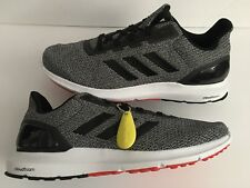 c59d6c9db adidas Men s Cosmic 2 Running Fitness Black Shoes Mens Size 9.5 US NEW!  CP9483