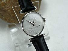 Vintage Ladies 17J LANVIN - MICHEL HERBELIN Steel Case w/Flexible Lugs - Repair