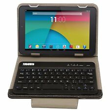 Universal Bluetooth Keyboard Leather Case for 7'' 7.9'' 8''  Android Tablet PC