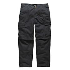 Dickies nueva York ripstop Pantalón cargo hombres ocio Combat varios colores W36/ L32 negro