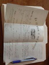 Civil War Discharge Document 13th New York Volunteers 1861 Brooklyn History Rare