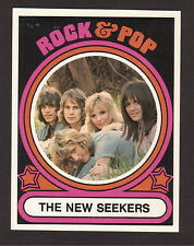 The New Seekers Pop Rock Music Collector Card