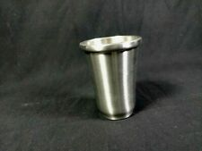 InterDesign Neo Tumbler Cup for Bathroom Vanity Countertops - Brushed Stainless